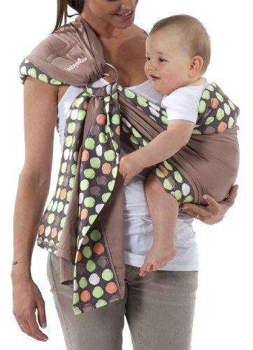 Echarpe de portage babymoov avec anneau - Idée pour s habiller ab48cf8c394