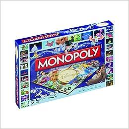 Monopoly Disney Classic: Amazon.es: Libros en idiomas extranjeros
