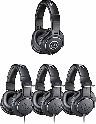 ATH-PACK4 Professional Headphones Studio Pack