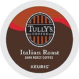 Tully's Coffee 74-00286 Italian Roast K-cups, 24-Count