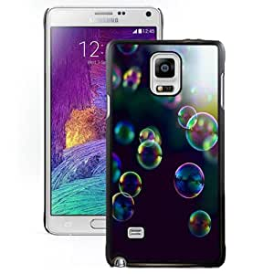 New Personalized Custom Designed For Samsung Galaxy Note 4 N910A N910T N910P N910V N910R4 Phone Case For Colorful Bubbles In Sunlight Phone Case Cover