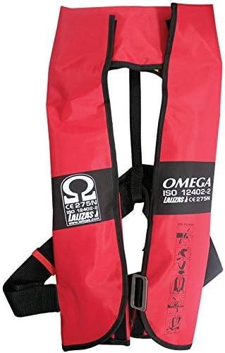 Amazon.com: Lalizas - Chaleco salvavidas hinchable Omega ...