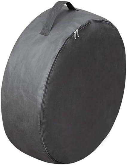 XXL Set of 4 65cm // 23cm 4 x Spare Wheel Cover Tyre Bag Storage