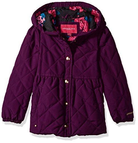 London Quilted Jacket - 1