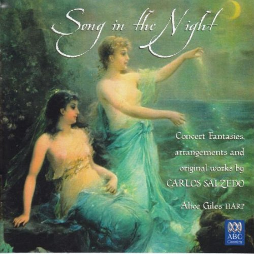 Song in the Night - Arrangements for Harp by C Salzedo (Salzedos Harp)