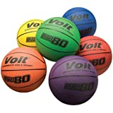MacGregor Colt Basketball (Set of 6), 25.5-Inch
