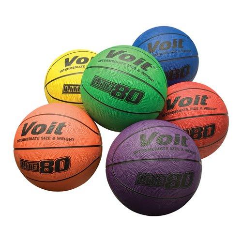 MacGregor Colt Basketball (Set of 6), 25.5-Inch -  Sport Supply Group, Inc., 1308099