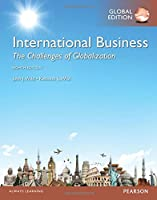 International Business: The Challenges of Globalization, Global Edition, 8th Edition Front Cover