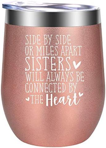 Side Miles Apart Sisters Christmas product image