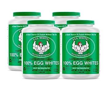 Liquid Egg White Protein – 4 Gallons