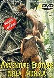 Avventure Erotiche Nella Giungla [Italia] [DVD]
