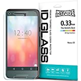 Nexus 5X Screen Protector - Invisible Defender Glass [TEMPERED GLASS] The Ultimate Clear Shield for High Definition Quality, Strong Clear Protection, Anti-Scratch Technology for Google Nexus 5X 2015 (NOT for Nexus 5 2013)