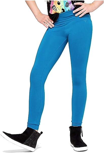JUSTICE Brand NWT Girls Fleece-Lined Full Length Soft Leggings Size 20//22 PLUS