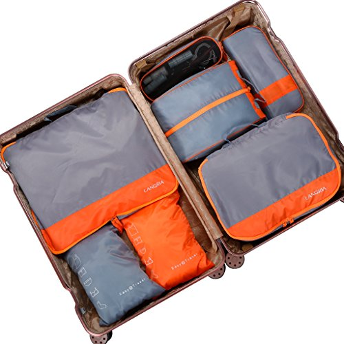 LANGRIA Organizers Suitcase Underwear Backpackers product image