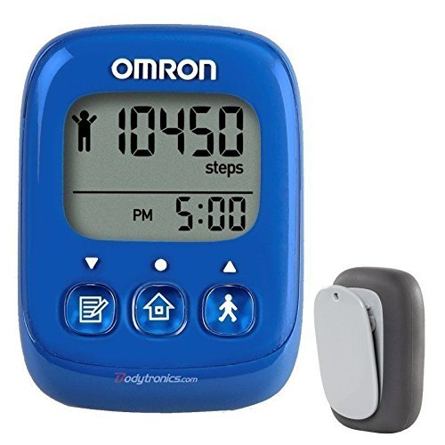 Battery Omron Pedometer (Omron HJ-325 Pedometer)
