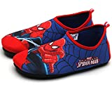 Spider Man Boy's Comfort Indoor Slipper Blue Thermal Review and Comparison