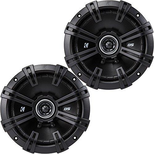 Kicker 43DSC6704 2 Way Coaxial Speakers product image