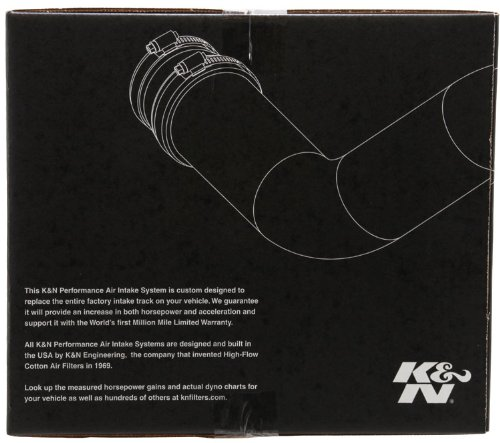 K/&N 69-3528TS Performance Intake Kit