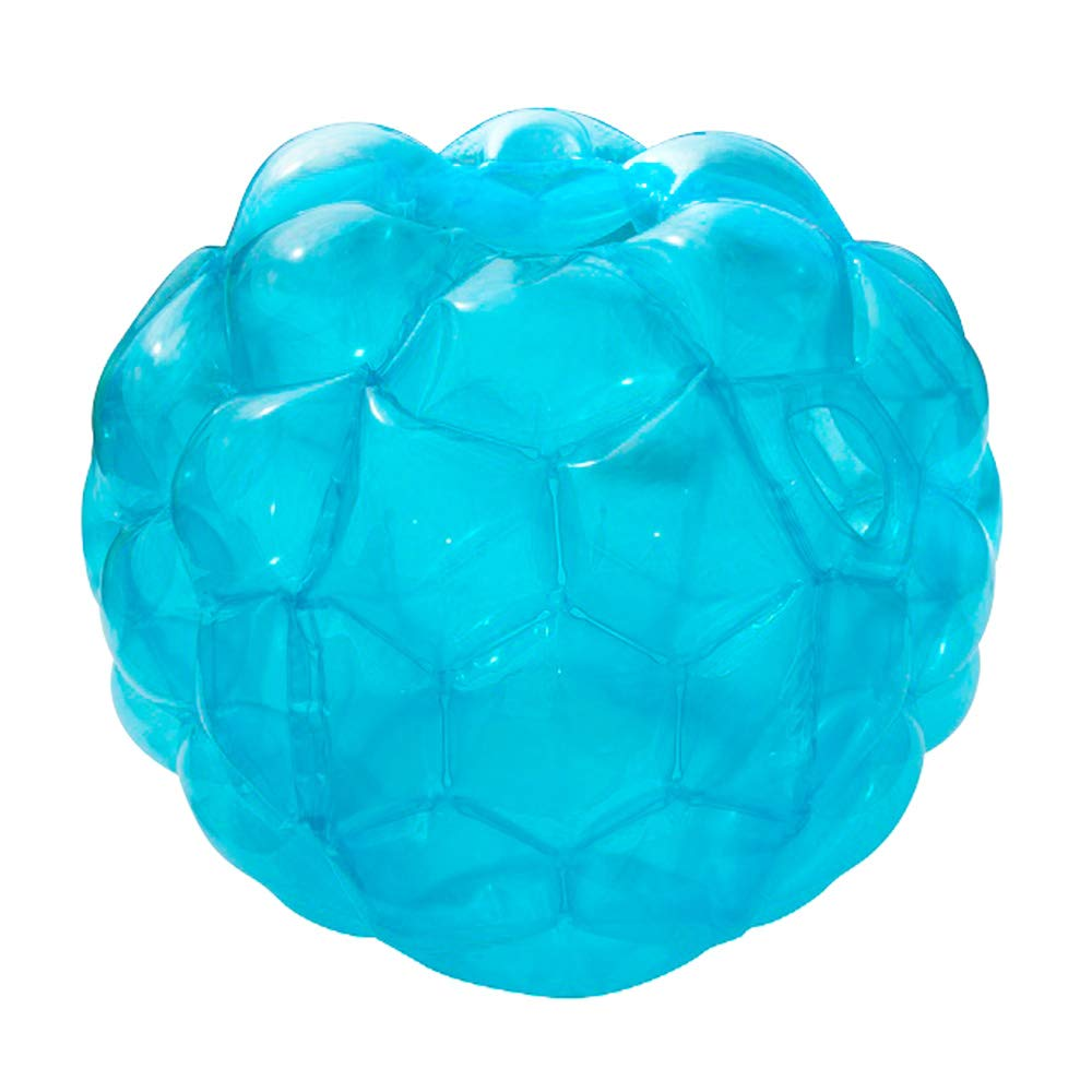 WAKA WAKA LIMITED PVC Inflatable Crash Balls Bubble Ball Children Bumper Ball Outdoors Sports Lawn Toys for Kids Adults by WAKA WAKA LIMITED