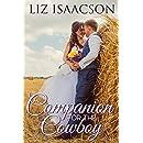 A Companion for the Cowboy (Brush Creek Brides Book 2)