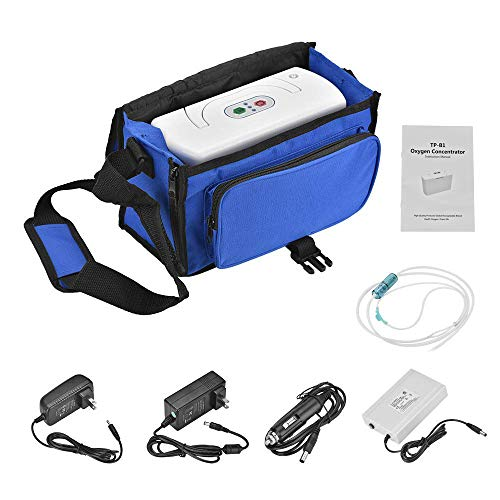 personal oxygen concentrator - 9