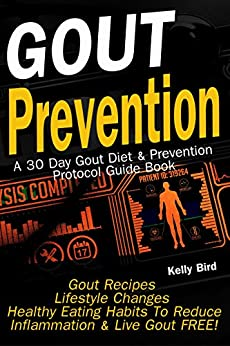 Gout Prevention Protocol Lifestyle Inflammation ebook product image