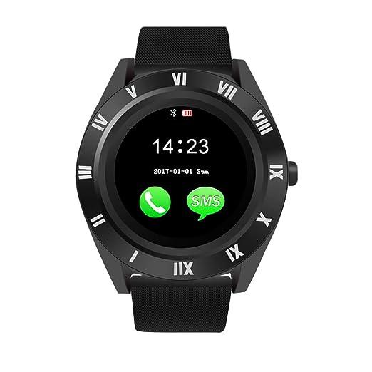 Cebbay Smart Watch Pantalla táctil Deporte Smart Wrist Watch ...