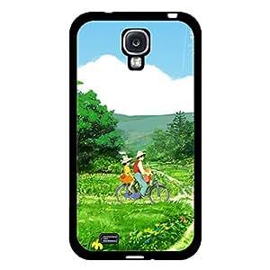 Warm Image Green Nature Tonari no Totoro Phone Case Cover for Samsung Galaxy S4 I9500