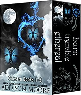 Celestra Series (Boxed Set Books 1-3)