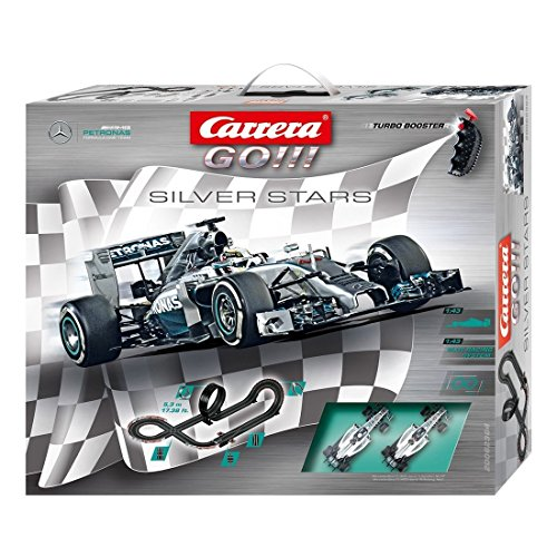 Carrera GO!!! Silver Stars 62364