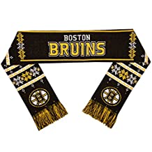 NHL Boston Bruins Mens Patches Ugly Business Jacket - Mens Size 46, 46 (Large)