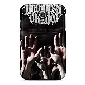 RudyPugh Samsung Galaxy S4 Scratch Protection Phone Cases Provide Private Custom Stylish Avenged Sevenfold Pattern [uAD1612fcBG]