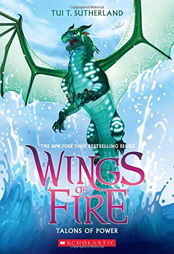 Price comparison product image Talons of Power (Wings of Fire, Book 9)