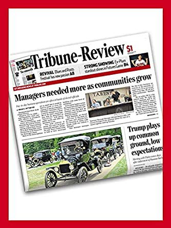 amazoncom tribune review kindle store