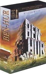 Ben-Hur - Edición Coleccionista 4 Discos [DVD]