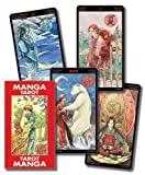 Manga Mini Tarot, Richard Minetti, 0738714216