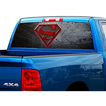 Amazon Com Vuscapes 23 Lee 803 Szd Superman Logo Black