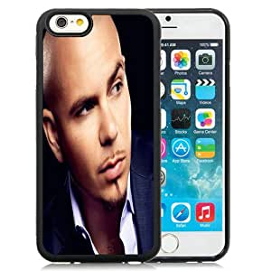 Fashionable And Unique Designed Case For iPhone 6 4.7 Inch TPU With bon bon pitbull Phone Case