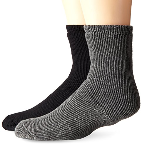 Terramar Terra Heat Socks (2 Pack), Large, -
