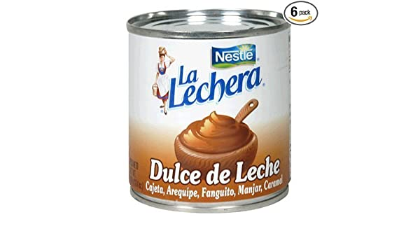 Amazon.com : La Lechera Dulce de Leche 13.4 oz. (12-Pack) by Nestle : Grocery & Gourmet Food