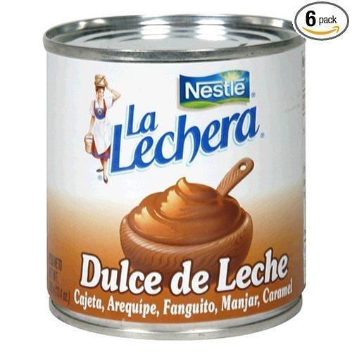 Amazon.com : La Lechera Dulce de Leche 13.4 oz. (12-Pack) by Nestle : Grocery & Gourmet Food