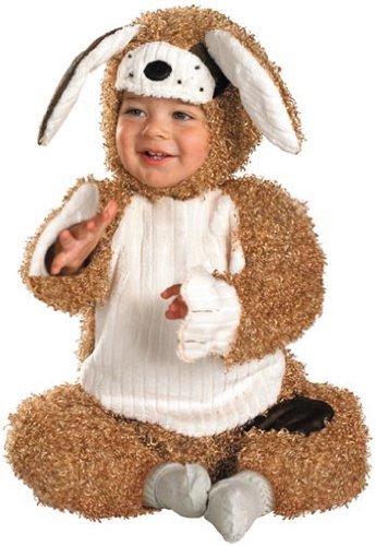 [Adorable Baby Puppy Dog Halloween Costume (12-18M)] (Pictures Of Dogs In Halloween Costumes)