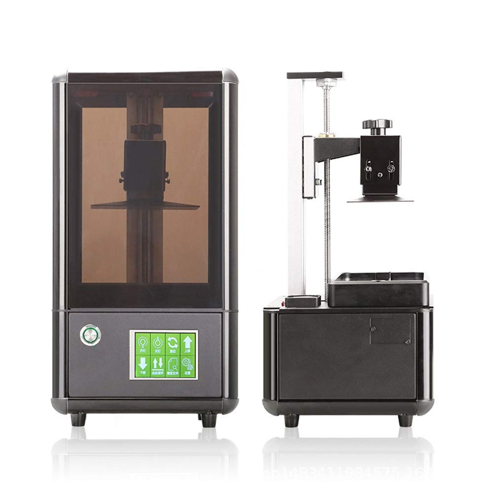 MYD Impresora Impresoras 3D LCD Impresoras 3D ensambladas con ...