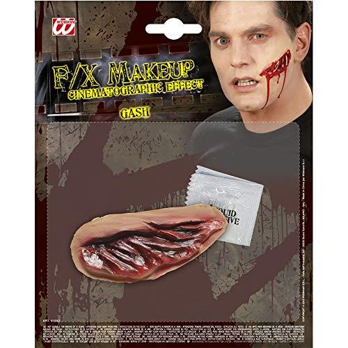 Halloween Realistic Fake Gash