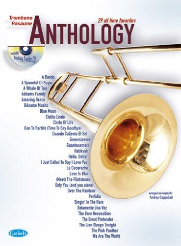 Read Online CARISCH CAPPELLARI ANDREA - ANTHOLOGIE TROMBONE VOL.1 + CD Partition variété, pop, rock... Variété internationale Vent ebook