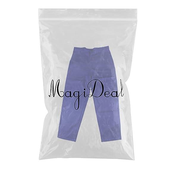 MagiDeal Soldadores Soldadura Pantalones Ropa Protectora Traje Seguridad Llama Resistente M Azul: Amazon.es: Bricolaje y herramientas