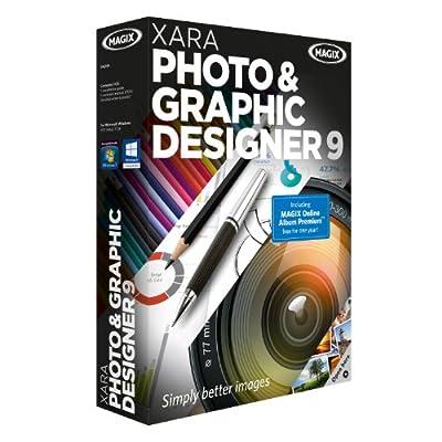 Xara Photo & Graphic Designer 9