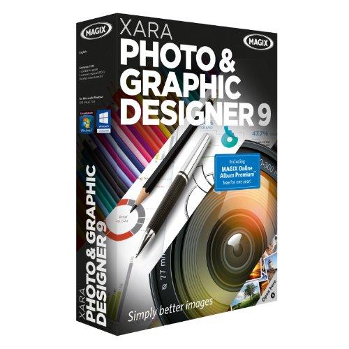 Xara Photo and Graphic Designer - Web Custom Design