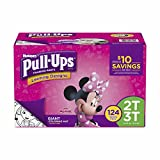 Product of Pull-Ups Learning Designs Training Pants for Girls, Size 2T-3T, 124 ct. (diapers - Wholesale Price - Training Pants [Bulk Savings]