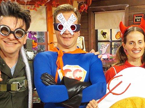 Choo Choo Bob's Halloween SPOOK-tacular!]()